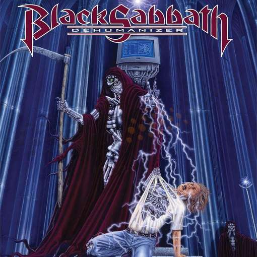 BLACK SABBATH - Dehumanizer -spec-digi-