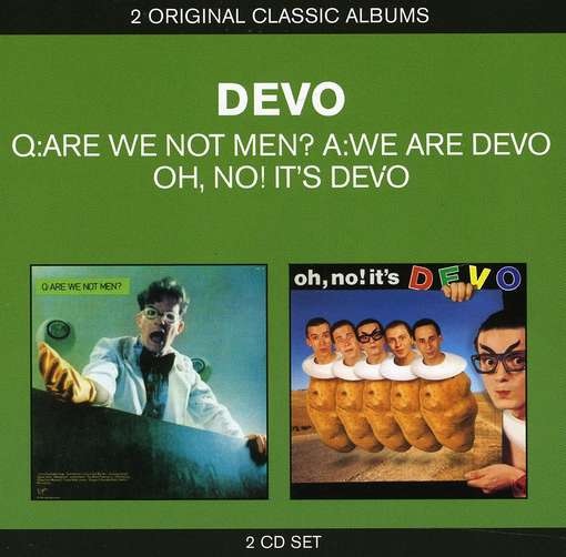 DEVO - Devo Live-freedom Of..