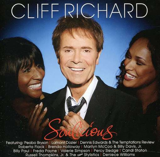 RICHARD, CLIFF - Soulicious CD