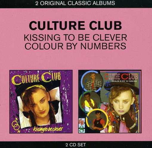 CULTURE CLUB - Culture Club-- Kissng..