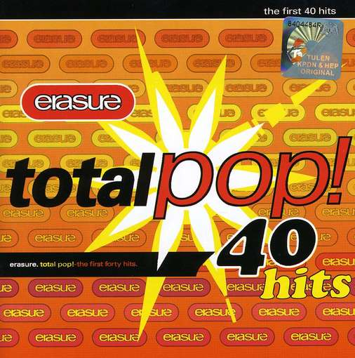 ERASURE - Total Top! The First 40..