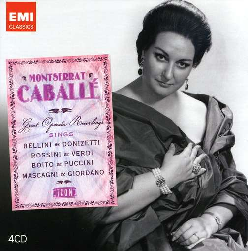 CABALLE, MONTSERRAT - Great Operatic Recordings Album