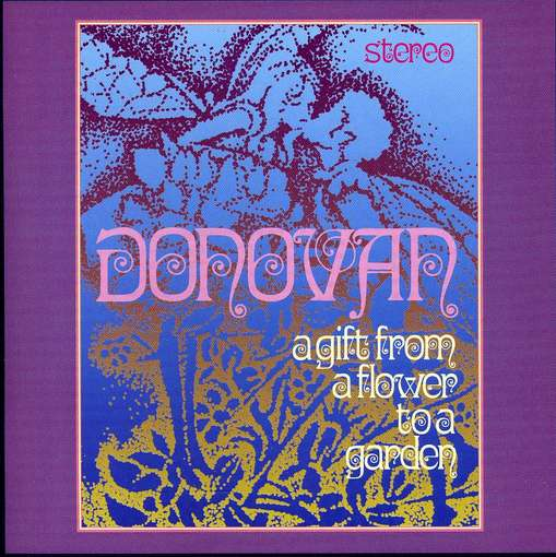 Donovan a gift from a flower to a garden records vinyl - Donovan a gift from a flower to a garden ...