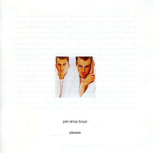 PET SHOP BOYS - Please EP