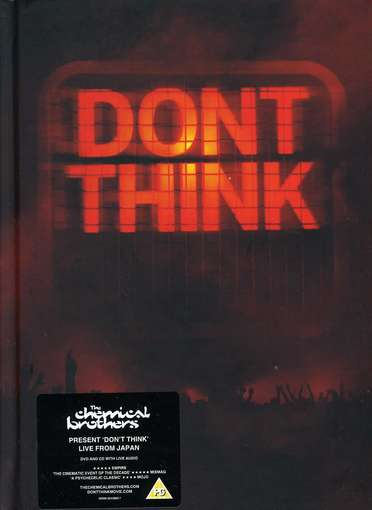 Don't Think -live-dvd+cd- - CHEMICAL BROTHERS