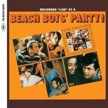 BEACH BOYS - Party! -remast-
