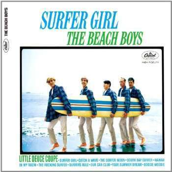 BEACH BOYS - Surfer Girl -remast-