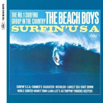 BEACH BOYS - Surfin' Usa -remast-