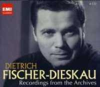 Recordings From The.. - FISCHER-DIESKAU, DIETRICH