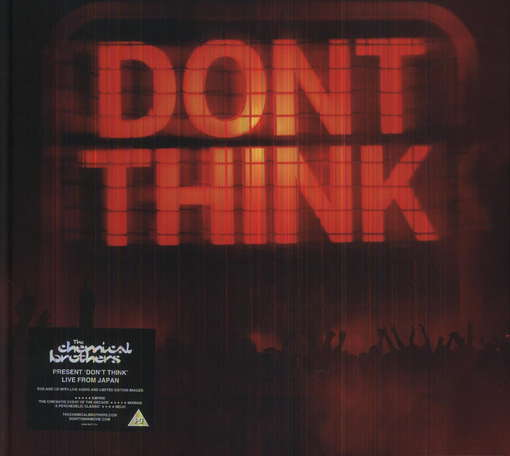 CHEMICAL BROTHERS - Don't Think -live-ltd-