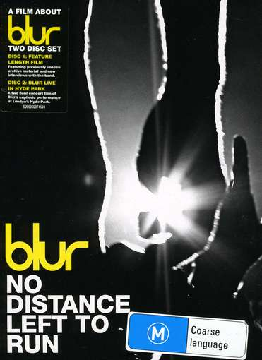 BLUR - No Distance Left To Run LP
