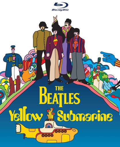 BEATLES - Yellow Submarine Album