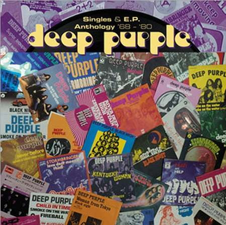 DEEP PURPLE - Singles And E.p...