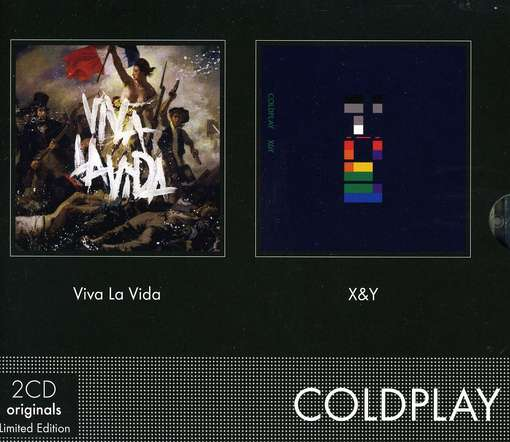 COLDPLAY - Viva La Vida-x And Y