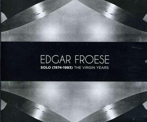 Edgar Froese Ypsilon In Malaysian Pale