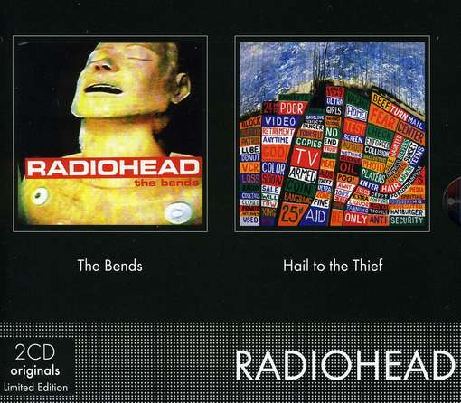 RADIOHEAD - Bends-hail To The Thief