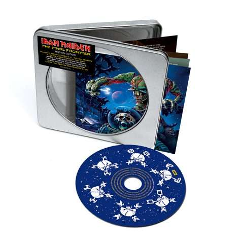 IRON MAIDEN - Final Frontier -ltd-