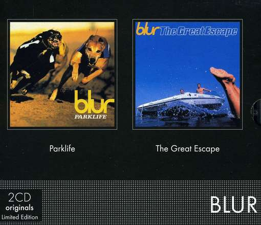 BLUR - Parklife-great Escape