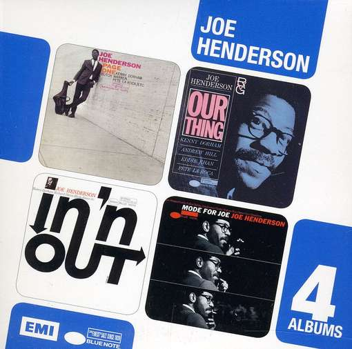 4 Original Albums - HENDERSON, JOE