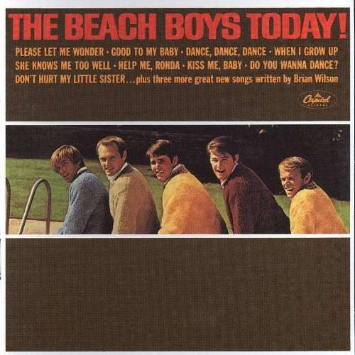 BEACH BOYS - Today -hq-