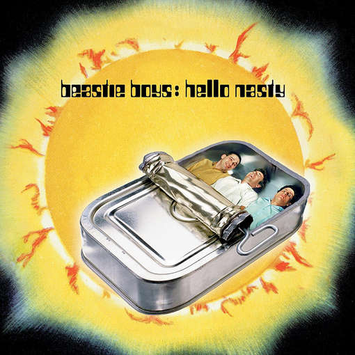 BEASTIE BOYS - Hello Nasty Album