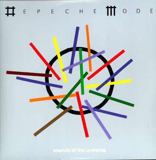 DEPECHE MODE - Sounds Of The.. -lp+cd-