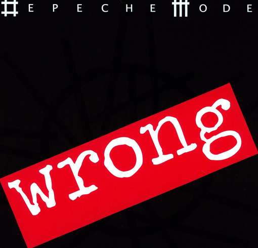 DEPECHE MODE - Wrong LP
