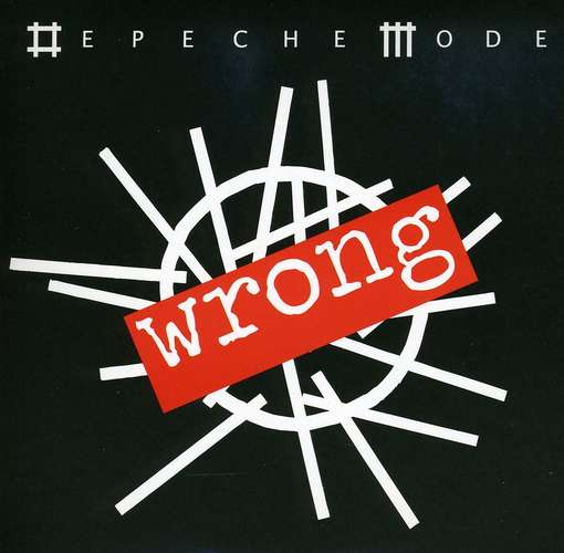 DEPECHE MODE - Wrong -2tr-