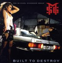 SCHENKER, MICHAEL -GROUP- - Built To Destroy Album