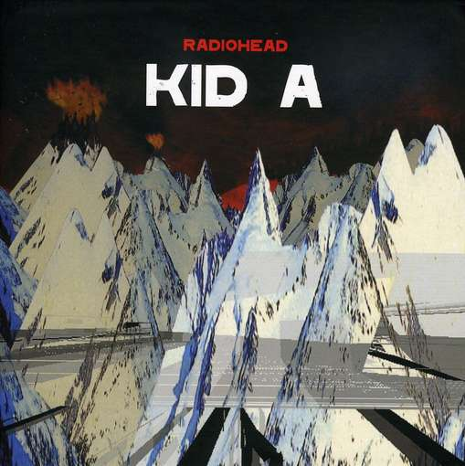 RADIOHEAD - Kid A -cd+dvd-
