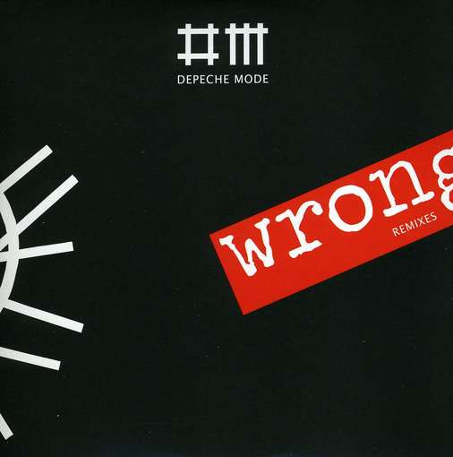 DEPECHE MODE - Wrong -5tr-
