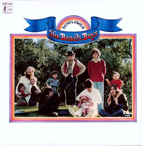 BEACH BOYS - Sunflower Single