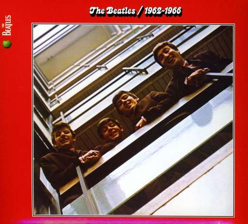 BEATLES - 1962-1966 (red -remast-)