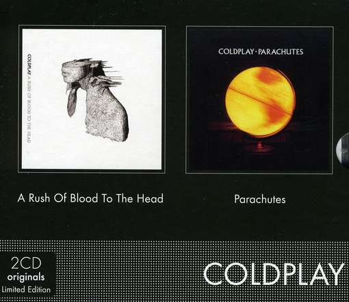 COLDPLAY - A Rush Of...-parachutes