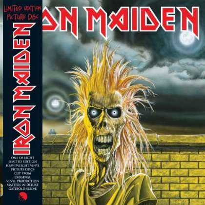 IRON MAIDEN - Iron Maiden -ltd-