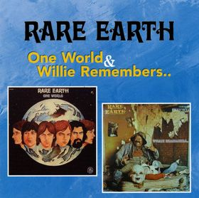 Rare Earth - One World - Willie Remembers