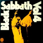 BLACK SABBATH - Vol. 4 Vinyl