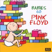 SWEET LITTLE BAND - Babies Go Pink Floyd Album