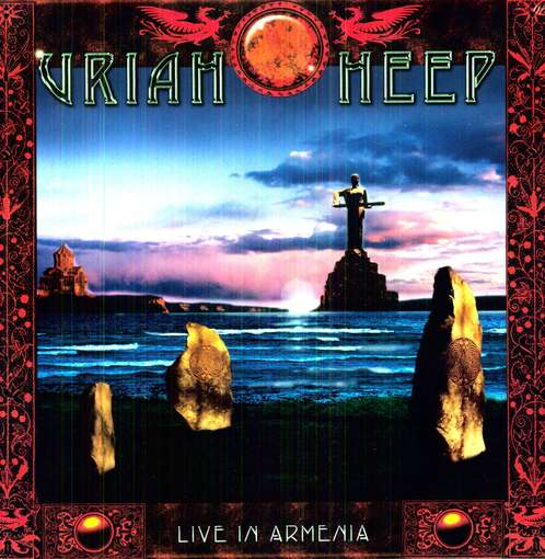 URIAH HEEP - Live In Armenia Album