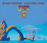 YES - In The Present -cd+dvd-