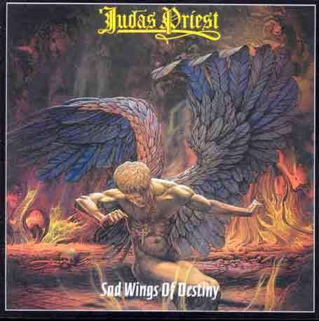 JUDAS PRIEST - Sad Wings Of Destiny -hq-