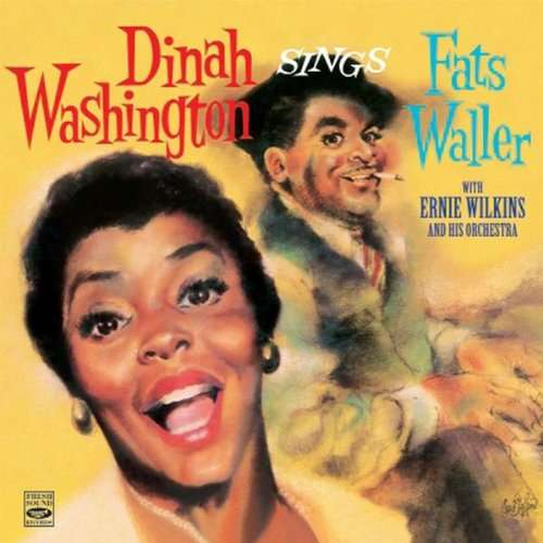 WASHINGTON, DINAH - Sings Fats Waller