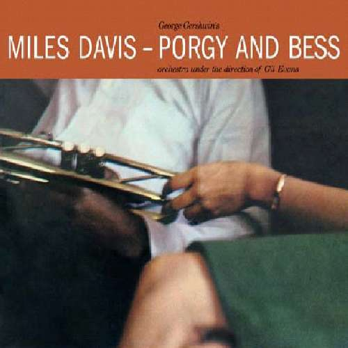 DAVIS, MILES - Porgy And Bess -180 Gr-