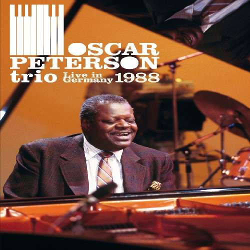 Live In Germany 1988 - PETERSON, OSCAR -TRIO-