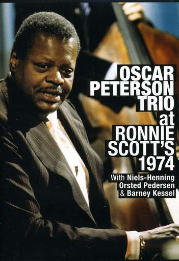 PETERSON, OSCAR -TRIO- - Live At Ronnie Scotts '74