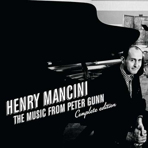 MANCINI, HENRY - Music From Peter Gunn Record