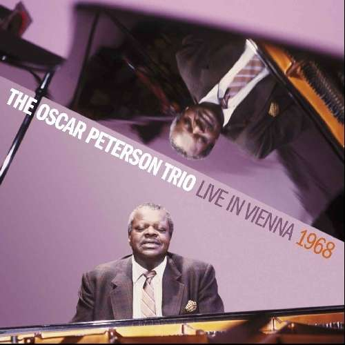 PETERSON, OSCAR -TRIO- - Live In Vienna Single