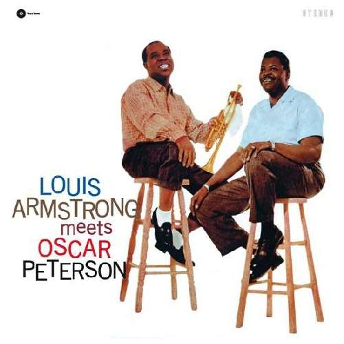 ARMSTRONG, LOUIS - Meets Oscar Peterson -hq-