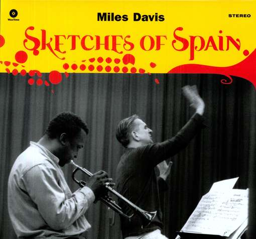 DAVIS, MILES - Sketches Of Spain -hq-