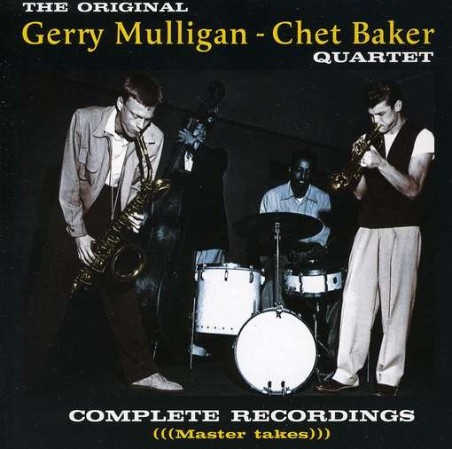 MULLIGAN, GERRY - Complete Recordings